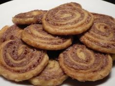 Cinnamon Spiral Crisps