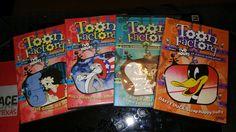 Toon Cartoons /4 childrens cartoons DVD http://www.bonanza.com/listings/368444126