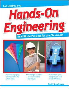 Hands-On Engineering: Real-World Projects for the Classroom  Prufrock.com website