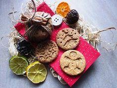 Domáce maslové špaldové sušienky s vôňou Vianoc