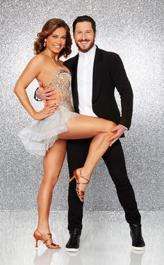 Ginger Zee and Val Chmerkovskiy from Meet Dancing With the Stars' Season 22 Cast | E! Online