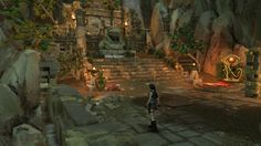 Tomb Raider Temple Of Osiris 2014