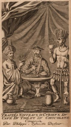 When Chocolate was Medicine: Colmenero, Wadsworth and Dufour | The Public Domain Review