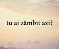 zambeste! :)