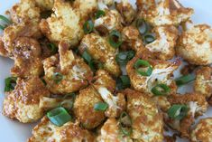HOW TO: Make crispy peanut butter cauliflower 'wings' | Inhabitots