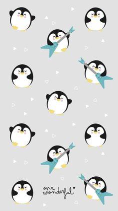 Cute Christmas Wallpaper, Winter Wallpaper, More Wallpaper, Kawaii Wallpaper, Pattern Wallpaper, Mr Wonderful, Cute Wallpaper Backgrounds, Wallpaper Iphone Cute, Wallpaper Fofos