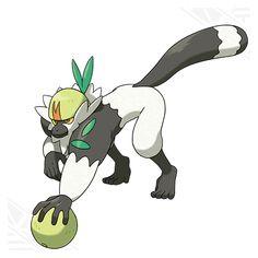 Pokémon Soleil et Pokémon Lune - Quatermac