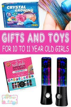 Best Gifts For 10 Year Old Girls In 2017 Itsybitsyfun Com Birthday Gifts For Girls Gifts For Girls 10 Year Old Girl