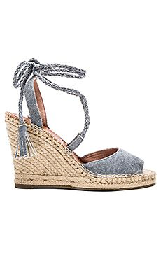 Joie Phyllis Heel in Denim