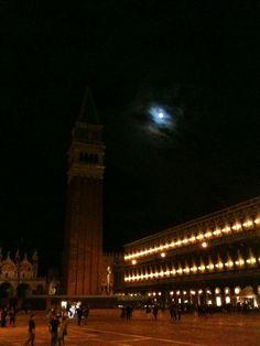 Venice by moon loght.