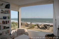 Go back to Seadrift at Stinson Beach where we spent our honeymoon.