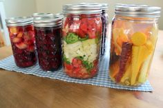 How to Quickly Fill Your Fridge with Probiotic-Rich Cultured Veggies   Health, Home, & Happiness (tm)