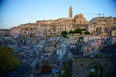 Spectacular Sunrise Photography Tour of Matera, Italy | Travel with Bender #matera #italy #sunrise