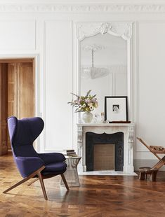 How to update your home in style with tips for a contemporary French interior. Learn what to edit and the most important aspects to decorating your rooms! #Frenchinterior #modernfrenchdecor #decoratingtips #interiordesigntips #design #interiors #modern #Frenchdecor