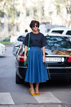 #Modest doesn't mean frumpy! Www.ColleenHammond.com #style #fashion