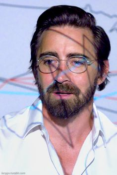 What awesome eyes ♡ | Lee Pace as Joe McMillan, Halt and Catch Fire S3