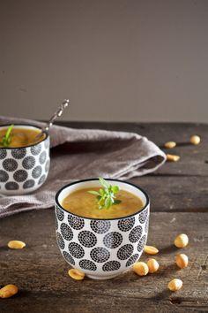 Kalte Avocado-Sesam-Suppe, Food-Blog, vegan, glutenfrei, Rezept, Stuttgart