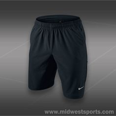 Nike NET 11 Inch Woven Short-Black Tennis Shirts, Tennis Clothes, Midwest Sports, Tennis Fashion, Black Men, Nike Men, Shop Now, Shopping, Black Man