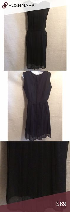 0️⃣ Young Moderns Black Pleated Linen Dress Young Moderns of Dallas Vintage Linen Pleated Dress in Black. This is from my moms closet.  0️⃣ Sale. Final Markdown. No Further Discount Taken. Young Moderns Dresses Midi