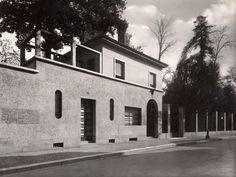 Villa Necchi Campiglio 1932 - 1935 Piero Portaluppi via Mozart 14 - Milano