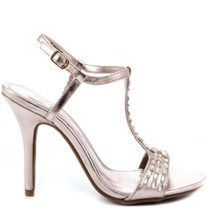 Act Ion MP heels Champange brand heels Unlisted |Heels|