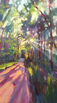 Landscape Paintings and photographs : Marla Baggetta Pastel Paintings & Art Workshops | Landscape 2