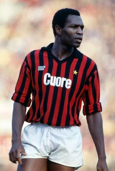 """Luther Blissett (AC Milan, 1983–1984, 30 apps, 5 goals). Blissett moved to AC Milan for £1 million in June 1983 but scored only 5 goals in 30 appearances. The legend goes that Milan had confused him with his Watford teammate John Barnes. """"No matter how much money you have here"""", Blissett famously complained about Italy, """"you can't seem to get Rice Krispies."""" He scored just 5 times in 30 games and was sold back to Watford for just over half what Milan paid."""