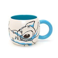 . Stitch Disney, Lilo And Stitch, Disney Coffee Mugs, Disney Cups, Tsumtsum, Ohana Means Family, Disney Kitchen, Disney Fanatic, Disney Home
