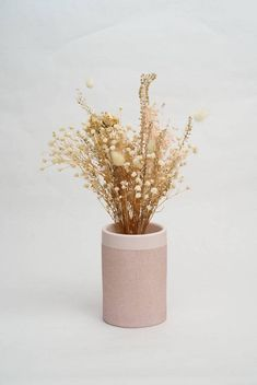 Blush Pink Stone Vase   Natural Stone Effect Flower Vase  Dried Flower – And so to Shop Pink Stone, New Home Gifts, Flower Vases, Color Show, Dried Flowers, Blush Pink, Natural Stones, Gifts For Women, Candle Holders