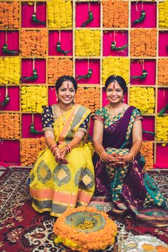 The Telugu Sisters Who Made Us All Teary Eyed Are Here To Share The Wedding Story Do you remember th Wedding Story, Wedding Pics, Wedding Bride, Wedding Ceremony, Wedding Table, Wedding Events, Wedding Ideas, Desi Wedding Decor, Wedding Stage Decorations