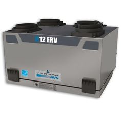 Échangeur d'air Venmar AVS, C12 ERV PCM 64/120 http://comparer3prixthermopompes.ca/echangeurs-air/venmar/avs-c12-erv/