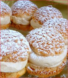 Paris-Brest version Philippe Conticini