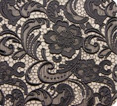 black Lace Fabric,Retro Hollowed Out Floral, venise lace fabric, costume lace fabric, long dress fabric lace - Lace Diy Black Lace Fabric, Bridal Lace Fabric, Wedding Fabric, Wedding Dress, Bridal Gown, Hippie Rock, Hippie Style, Black Lace Tattoo, Marquesan Tattoos