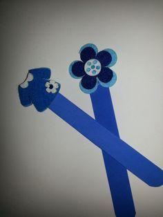 Punto libro azul