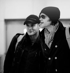 I wonder how airport trips usually end up for these two...