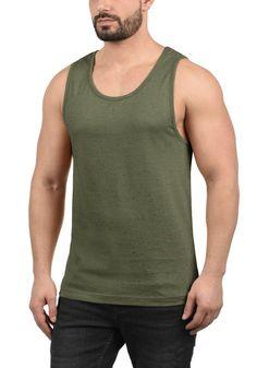 e4ded3edcd059e Blend Tanktop »Napolito« ärmelloses Shirt mit verlängerter Rückenpartie