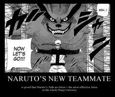 Naruto 570 Kurama by nfj123 - Naruto's most effective jutsu (now he just needs to hit Madara with it)