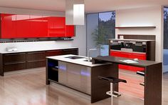 Modern Kitchen Island Design Spectacular Kitchen Design Styles | Building Ideas