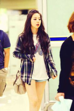 Plaid Style by Sohee WG