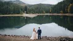 Find out the mistakes brides make when planning a mountain wedding on SHEfinds.com.