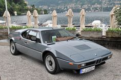 M1 - Such a rare car. I want one.