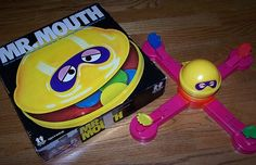 Mr Mouth. I loved this game!