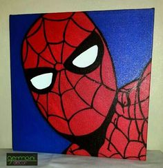 Super Hero Pop Art - Spiderman