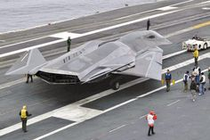 Het Pentagon heeft de eerste foto vrijgegeven van de A/7-37. #1april
