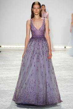 Spring 2015 RTW : New York Fashion Week :  Monique Lhullier