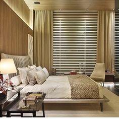 Boa noite! Projeto Izabella Lessa Arquitetura #assimeugosto #quartolindo #madeira @izabelalessa_arquitetura