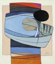 Untitled (1997) - Mohamed Kacimi