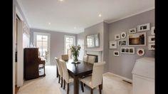 Light floor grey walls