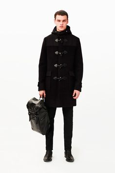 #Menswear #Trends Givenchy Pre Fall Winter 2015 Otoño Invierno #Tendencias #Moda Hombre     F.Y.