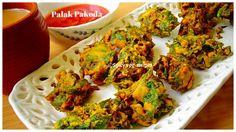 Spinach- Fritters-Palak-Pakoda